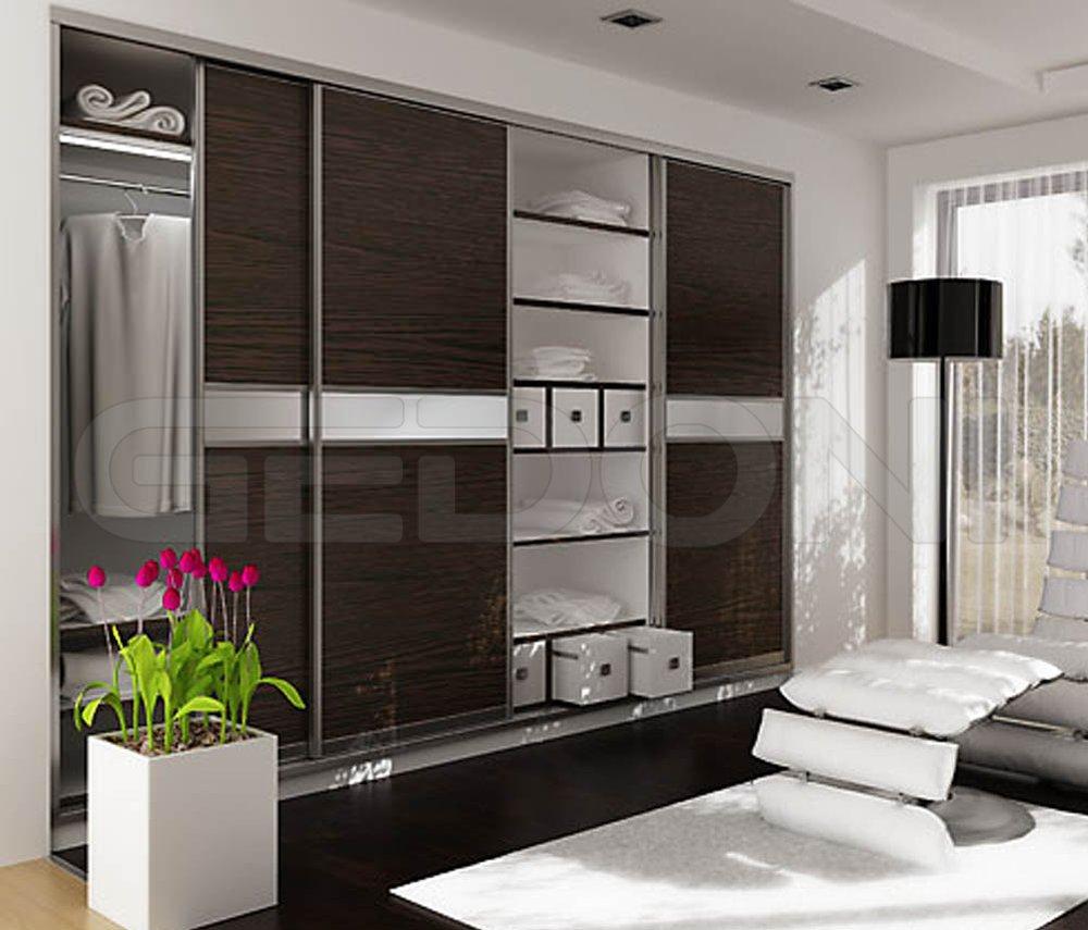 Персональный сайт - шкафы купе и другая мебель на заказ.